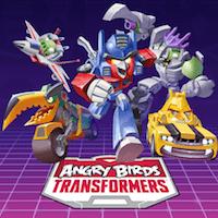 Angry Birds Transformers será em breve uma realidade