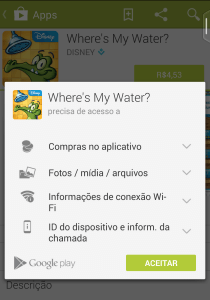 Como comprar aplicativos e jogos Android no Google Play3