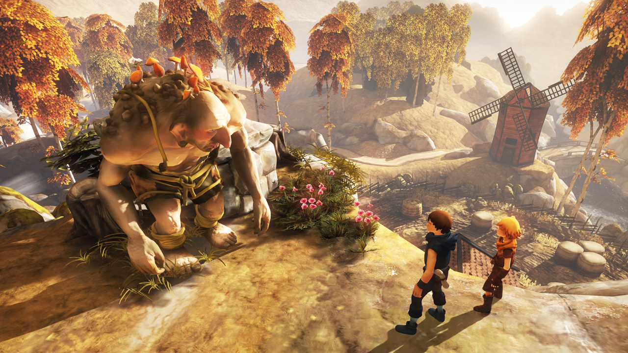 O premiado jogo indie Brothers: The Tale of Two Sons chega ao Android